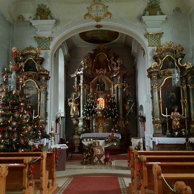 Pfarrei Theuern